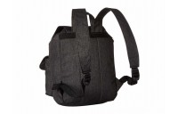 Herschel Supply Co. Dawson X-Small Black Crosshatch
