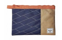Herschel Supply Co. Network Large Medieval Blue/Kelp/Apricot Brandy