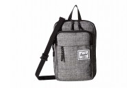 Herschel Supply Co. Form Crossbody Large Raven Crosshatch - Black Friday 2020