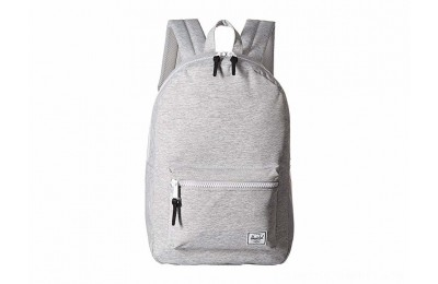 Herschel Supply Co. Settlement Light Grey Crosshatch 1