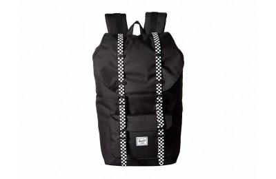 Herschel Supply Co. Little America Black/Checkerboard - Black Friday 2020