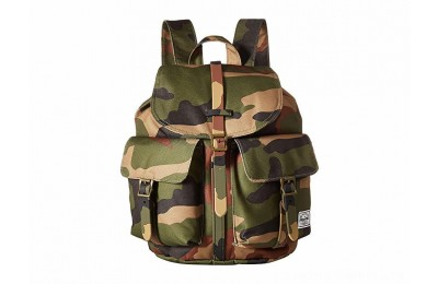 Herschel Supply Co. Dawson X-Small Woodland Camo