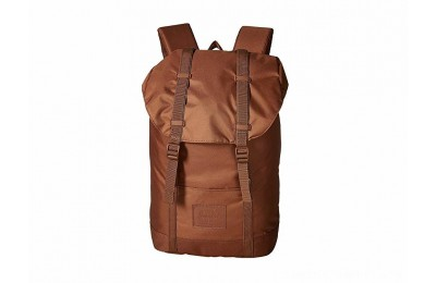 Herschel Supply Co. Retreat Light Saddle Brown