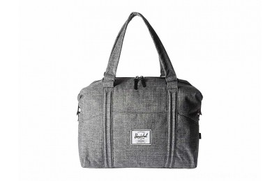Herschel Supply Co. Strand Raven Crosshatch