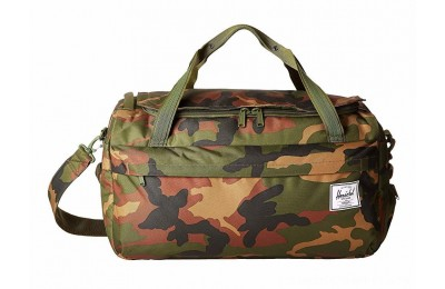 Herschel Supply Co. Outfitter Luggage 50 L Woodland Camo