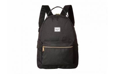 Herschel Supply Co. Nova Mid-Volume Black - Black Friday 2020