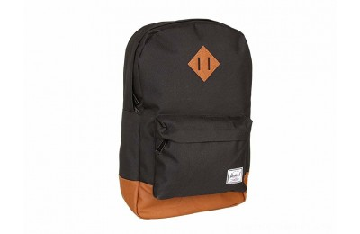 Herschel Supply Co. Heritage Mid-Volume Black