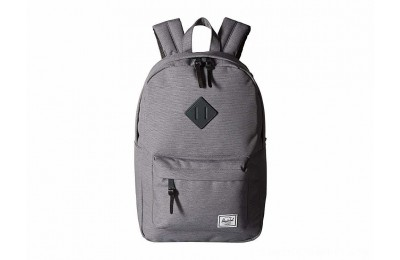 Herschel Supply Co. Heritage Mid-Volume Mid Grey Crosshatch