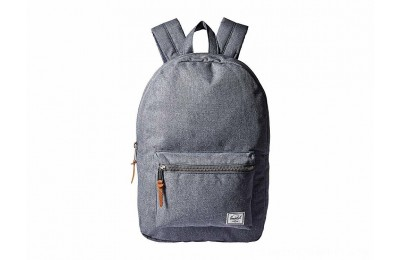 Herschel Supply Co. Settlement Dark Chambray Crosshatch