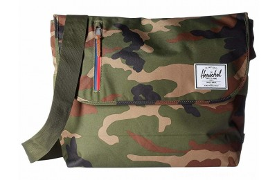 Herschel Supply Co. Odell Woodland Camo/Multi Zip