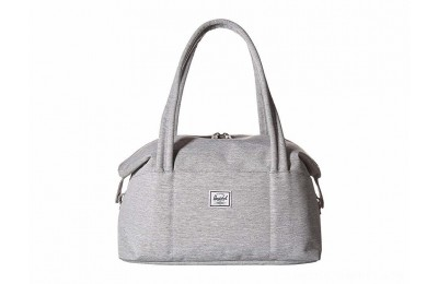 Herschel Supply Co. Strand X-Small Light Grey Crosshatch