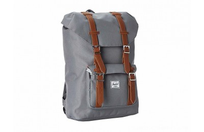 Herschel Supply Co. Little America Mid-Volume Grey - Black Friday 2020