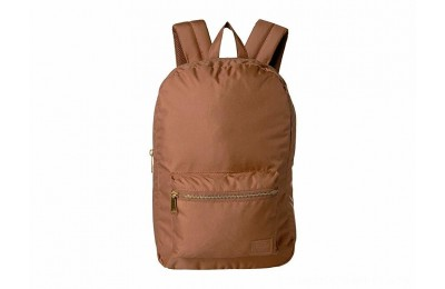 Herschel Supply Co. Settlement Mid-Volume Light Saddle Brown