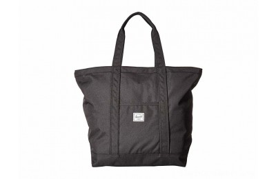 Herschel Supply Co. Bamfield Mid-Volume Black 3 - Black Friday 2020