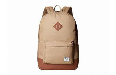 Herschel Supply Co. Heritage Kelp/Saddle Brown