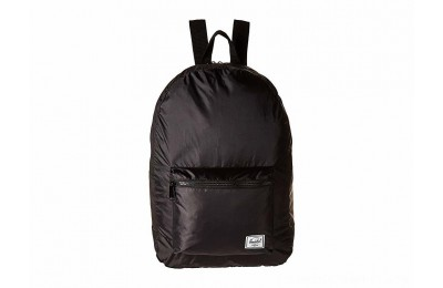 Herschel Supply Co. Packable Daypack Black 2 - Black Friday 2020