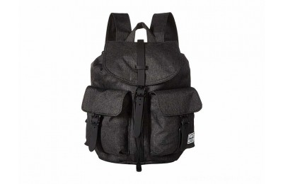 Herschel Supply Co. Dawson X-Small Black Crosshatch - Black Friday 2020