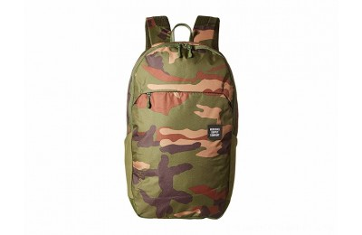 Herschel Supply Co. Mammoth Large Woodland Camo - Black Friday 2020