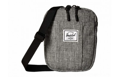 Herschel Supply Co. Cruz Raven Crosshatch