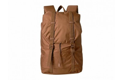 Herschel Supply Co. Retreat Mid-Volume Light Saddle Brown