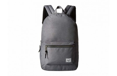 Herschel Supply Co. Settlement Mid Grey Crosshatch