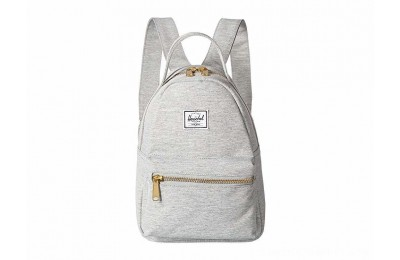 Herschel Supply Co. Nova Mini Light Grey Crosshatch