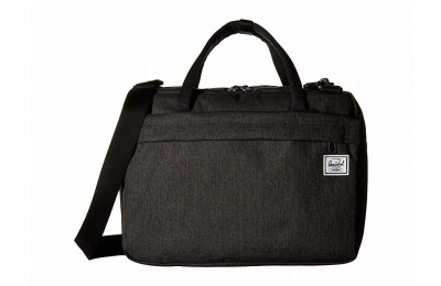 Herschel Supply Co. Gibson Black Crosshatch - Black Friday 2020