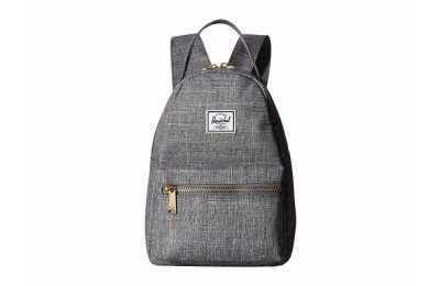 Herschel Supply Co. Nova Mini Raven Crosshatch