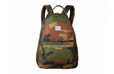 Herschel Supply Co. Nova Mid-Volume Woodland Camo
