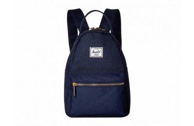 Herschel Supply Co. Nova Mini Medieval Blue Crosshatch/Medieval Blue - Black Friday 2020
