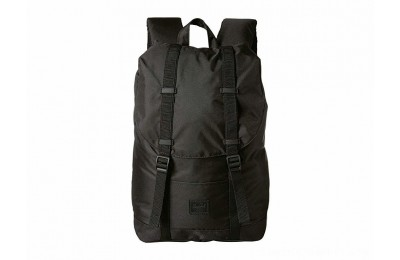 Herschel Supply Co. Retreat Mid-Volume Light Black - Black Friday 2020