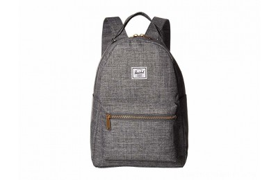 Herschel Supply Co. Nova X-Small Raven Crosshatch - Black Friday 2020