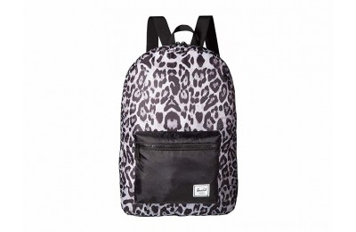 Herschel Supply Co. Packable Daypack Snow Leopard/Black