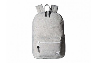 Herschel Supply Co. Settlement Mid-Volume Light Grey Crosshatch