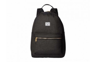 Herschel Supply Co. Nova Mid-Volume Black Crosshatch