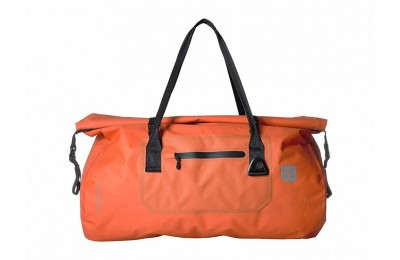 Herschel Supply Co. Coast Duffle Vermillion Orange