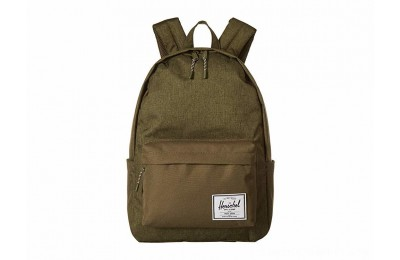 Herschel Supply Co. Classic X-Large Olive Night Crosshatch/Olive Night - Black Friday 2020