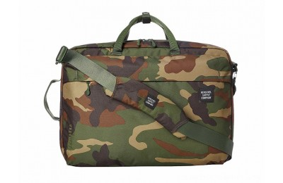Herschel Supply Co. Britannia XL Woodland Camo - Black Friday 2020