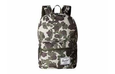 Herschel Supply Co. Pop Quiz Frog Camo