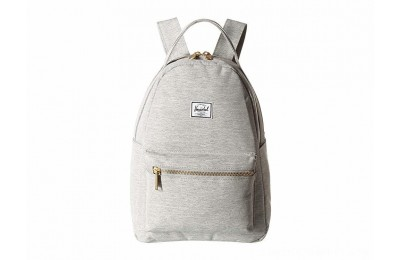Herschel Supply Co. Nova X-Small Light Grey Crosshatch