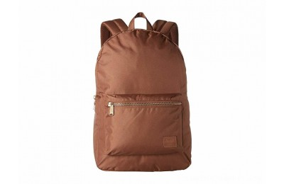 Herschel Supply Co. Settlement Light Saddle Brown
