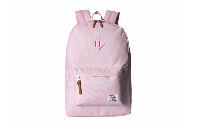 Herschel Supply Co. Heritage Pink Lady Crosshatch