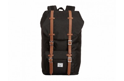 Herschel Supply Co. Little America Black - Black Friday 2020