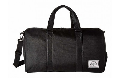 Herschel Supply Co. Novel Black/Black 1 - Black Friday 2020