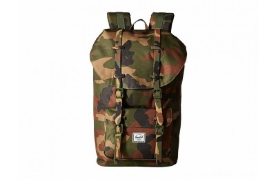 Herschel Supply Co. Little America Woodland Camo - Black Friday 2020