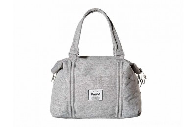 Herschel Supply Co. Strand Light Grey Crosshatch