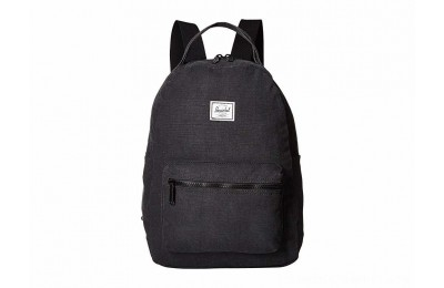 Herschel Supply Co. Nova X-Small Black 1 - Black Friday 2020