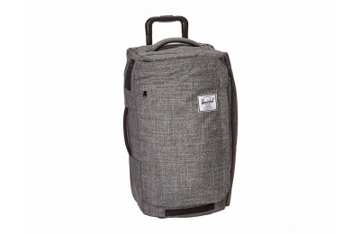 Herschel Supply Co. Wheelie Outfitter 50L Raven Crosshatch