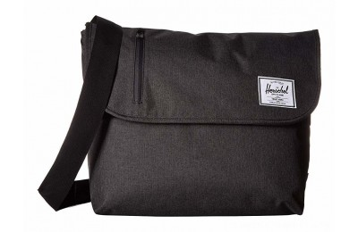 Herschel Supply Co. Odell Black Crosshatch - Black Friday 2020