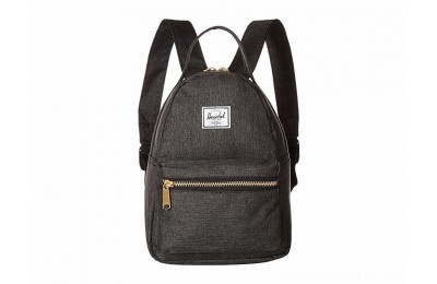 Herschel Supply Co. Nova Mini Black Crosshatch - Black Friday 2020
